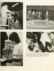 Page 11, 1972 Edition, Southwood High School - Lance Yearbook (Wabash, IN) online yearbook collection