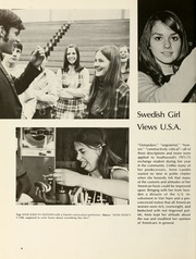 Page 12, 1972 Edition, Southwood High School - Lance Yearbook (Wabash, IN) online yearbook collection