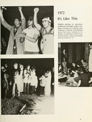 Page 17, 1972 Edition, Southwood High School - Lance Yearbook (Wabash, IN) online yearbook collection
