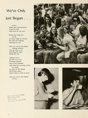 Page 6, 1972 Edition, Southwood High School - Lance Yearbook (Wabash, IN) online yearbook collection