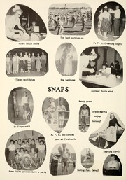 Page 36, 1956 Edition, Lancaster Township High School - Lancerian Yearbook (Lancaster, IN) online yearbook collection