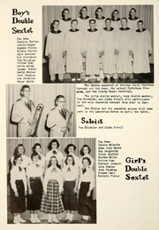 Page 40, 1956 Edition, Lancaster Township High School - Lancerian Yearbook (Lancaster, IN) online yearbook collection