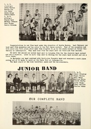Page 42, 1956 Edition, Lancaster Township High School - Lancerian Yearbook (Lancaster, IN) online yearbook collection