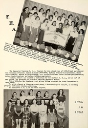 Page 44, 1956 Edition, Lancaster Township High School - Lancerian Yearbook (Lancaster, IN) online yearbook collection