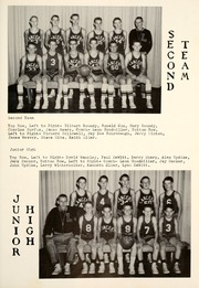 Page 51, 1956 Edition, Lancaster Township High School - Lancerian Yearbook (Lancaster, IN) online yearbook collection