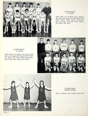 Page 36, 1966 Edition, Lancaster Township High School - Lancerian Yearbook (Lancaster, IN) online yearbook collection