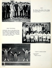 Page 38, 1966 Edition, Lancaster Township High School - Lancerian Yearbook (Lancaster, IN) online yearbook collection