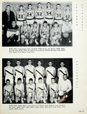 Page 39, 1966 Edition, Lancaster Township High School - Lancerian Yearbook (Lancaster, IN) online yearbook collection