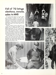 Page 10, 1973 Edition, Heritage High School - Lantern Yearbook (Monroeville, IN) online yearbook collection