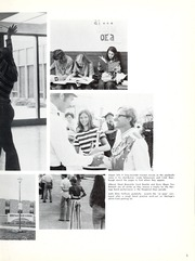 Page 9, 1973 Edition, Heritage High School - Lantern Yearbook (Monroeville, IN) online yearbook collection