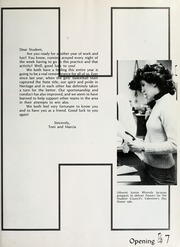 Page 11, 1983 Edition, Heritage High School - Lantern Yearbook (Monroeville, IN) online yearbook collection