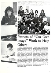 Page 13, 1987 Edition, Heritage High School - Lantern Yearbook (Monroeville, IN) online yearbook collection