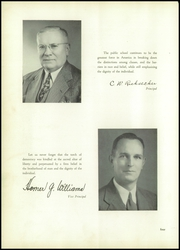 Page 10, 1950 Edition, Chaney High School - Lariat Yearbook (Youngstown, OH) online yearbook collection