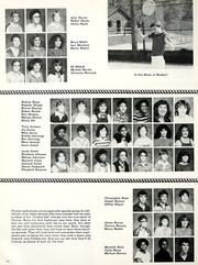Page 82, 1982 Edition, Chaney High School - Lariat Yearbook (Youngstown, OH) online yearbook collection