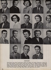 Page 10, 1952 Edition, Mifflin High School - Lasso Yearbook (Columbus, OH) online yearbook collection