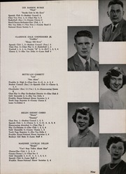 Page 13, 1952 Edition, Mifflin High School - Lasso Yearbook (Columbus, OH) online yearbook collection
