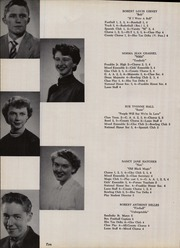 Page 14, 1952 Edition, Mifflin High School - Lasso Yearbook (Columbus, OH) online yearbook collection