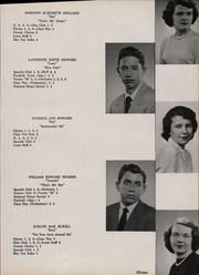 Page 15, 1952 Edition, Mifflin High School - Lasso Yearbook (Columbus, OH) online yearbook collection