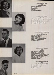 Page 16, 1952 Edition, Mifflin High School - Lasso Yearbook (Columbus, OH) online yearbook collection