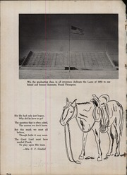 Page 6, 1952 Edition, Mifflin High School - Lasso Yearbook (Columbus, OH) online yearbook collection