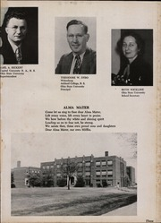 Page 7, 1952 Edition, Mifflin High School - Lasso Yearbook (Columbus, OH) online yearbook collection