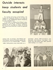 Page 12, 1968 Edition, Latin High School of Indianapolis - Latinean Yearbook (Indianapolis, IN) online yearbook collection