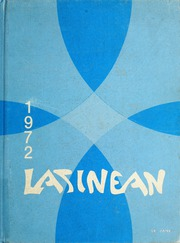 1972 Edition, Latin High School of Indianapolis - Latinean Yearbook (Indianapolis, IN)