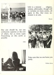 Page 6, 1973 Edition, Latin High School of Indianapolis - Latinean Yearbook (Indianapolis, IN) online yearbook collection