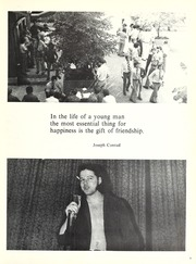 Page 9, 1973 Edition, Latin High School of Indianapolis - Latinean Yearbook (Indianapolis, IN) online yearbook collection