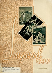 Page 1, 1939 Edition, North Side High School - Legend Yearbook (Fort Wayne, IN) online yearbook collection