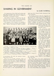 Page 12, 1939 Edition, North Side High School - Legend Yearbook (Fort Wayne, IN) online yearbook collection