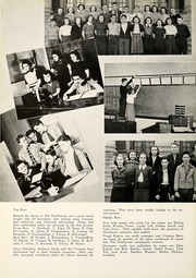 Page 14, 1939 Edition, North Side High School - Legend Yearbook (Fort Wayne, IN) online yearbook collection