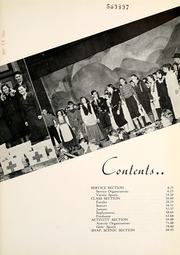 Page 7, 1939 Edition, North Side High School - Legend Yearbook (Fort Wayne, IN) online yearbook collection