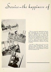 Page 8, 1939 Edition, North Side High School - Legend Yearbook (Fort Wayne, IN) online yearbook collection