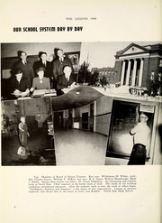 Page 10, 1940 Edition, North Side High School - Legend Yearbook (Fort Wayne, IN) online yearbook collection