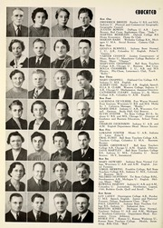 Page 14, 1940 Edition, North Side High School - Legend Yearbook (Fort Wayne, IN) online yearbook collection