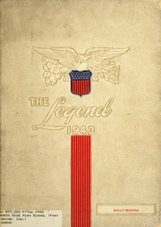 Page 1, 1943 Edition, North Side High School - Legend Yearbook (Fort Wayne, IN) online yearbook collection