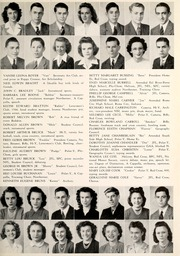 Page 15, 1943 Edition, North Side High School - Legend Yearbook (Fort Wayne, IN) online yearbook collection