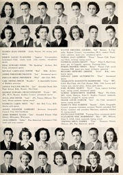 Page 17, 1943 Edition, North Side High School - Legend Yearbook (Fort Wayne, IN) online yearbook collection