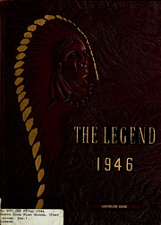 Page 1, 1946 Edition, North Side High School - Legend Yearbook (Fort Wayne, IN) online yearbook collection
