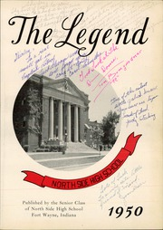 Page 5, 1950 Edition, North Side High School - Legend Yearbook (Fort Wayne, IN) online yearbook collection