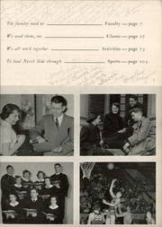 Page 9, 1950 Edition, North Side High School - Legend Yearbook (Fort Wayne, IN) online yearbook collection