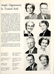 Page 15, 1951 Edition, North Side High School - Legend Yearbook (Fort Wayne, IN) online yearbook collection