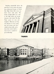 Page 7, 1951 Edition, North Side High School - Legend Yearbook (Fort Wayne, IN) online yearbook collection