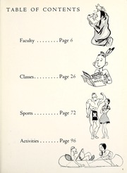 Page 9, 1951 Edition, North Side High School - Legend Yearbook (Fort Wayne, IN) online yearbook collection