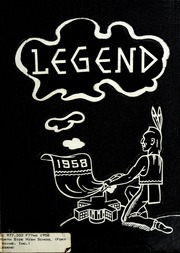 Page 1, 1958 Edition, North Side High School - Legend Yearbook (Fort Wayne, IN) online yearbook collection
