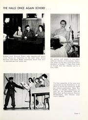Page 9, 1958 Edition, North Side High School - Legend Yearbook (Fort Wayne, IN) online yearbook collection