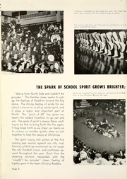 Page 14, 1959 Edition, North Side High School - Legend Yearbook (Fort Wayne, IN) online yearbook collection