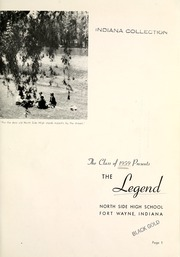 Page 7, 1959 Edition, North Side High School - Legend Yearbook (Fort Wayne, IN) online yearbook collection