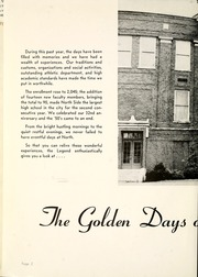 Page 8, 1959 Edition, North Side High School - Legend Yearbook (Fort Wayne, IN) online yearbook collection